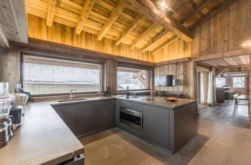 Chalet individuel MEGEVE  -  ref 85116 (picture 3)
